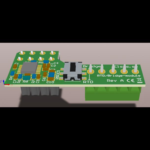 Elsys ADC-module (ELT-2-HP)