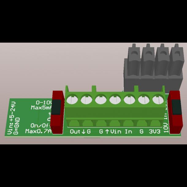 Elsys EXT-module (ELT-2-HP)