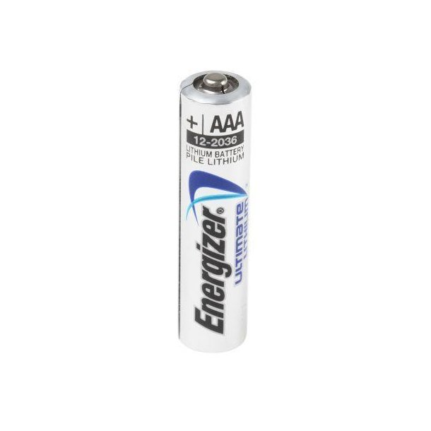 Energizer Ultimate Lithium AAA battery (10 pcs. package)